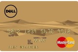 Dell co-branded card image gold