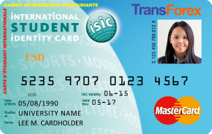 college student discount card