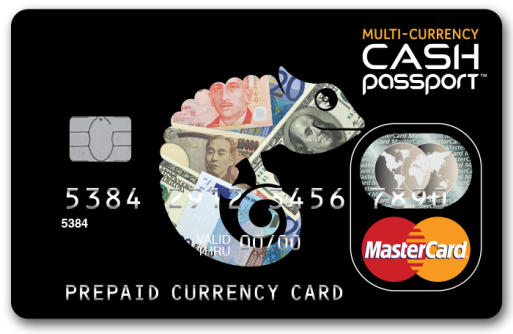 Seven Currencies In One Card Safer Simpler Travel With