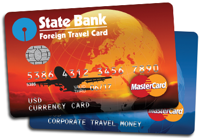 Sbi forex card