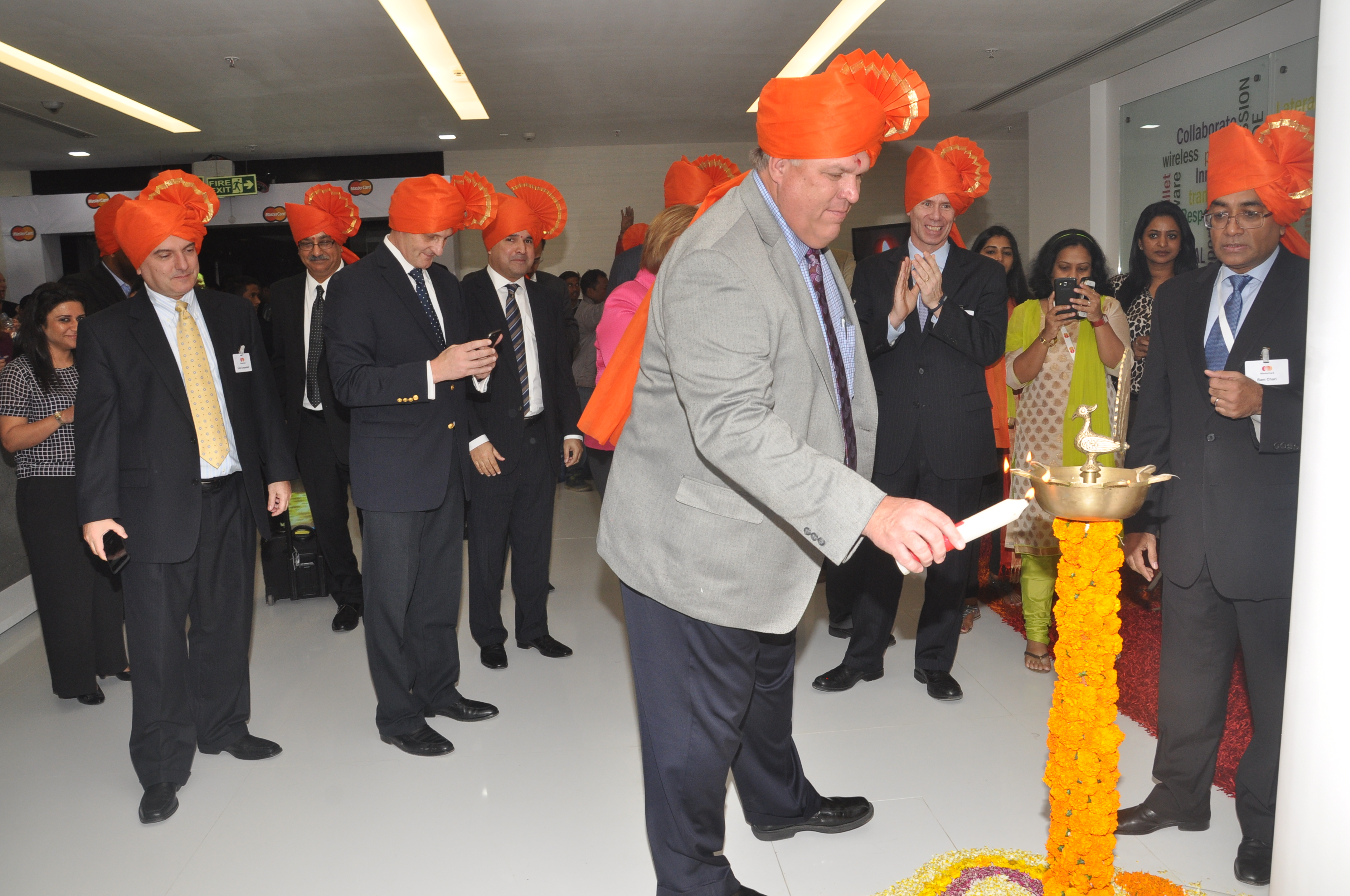 MATechHub India Launch: Lamp Lighting Ceremony | Asia Hub for Lighting Lamp Ceremony  8lpfiz