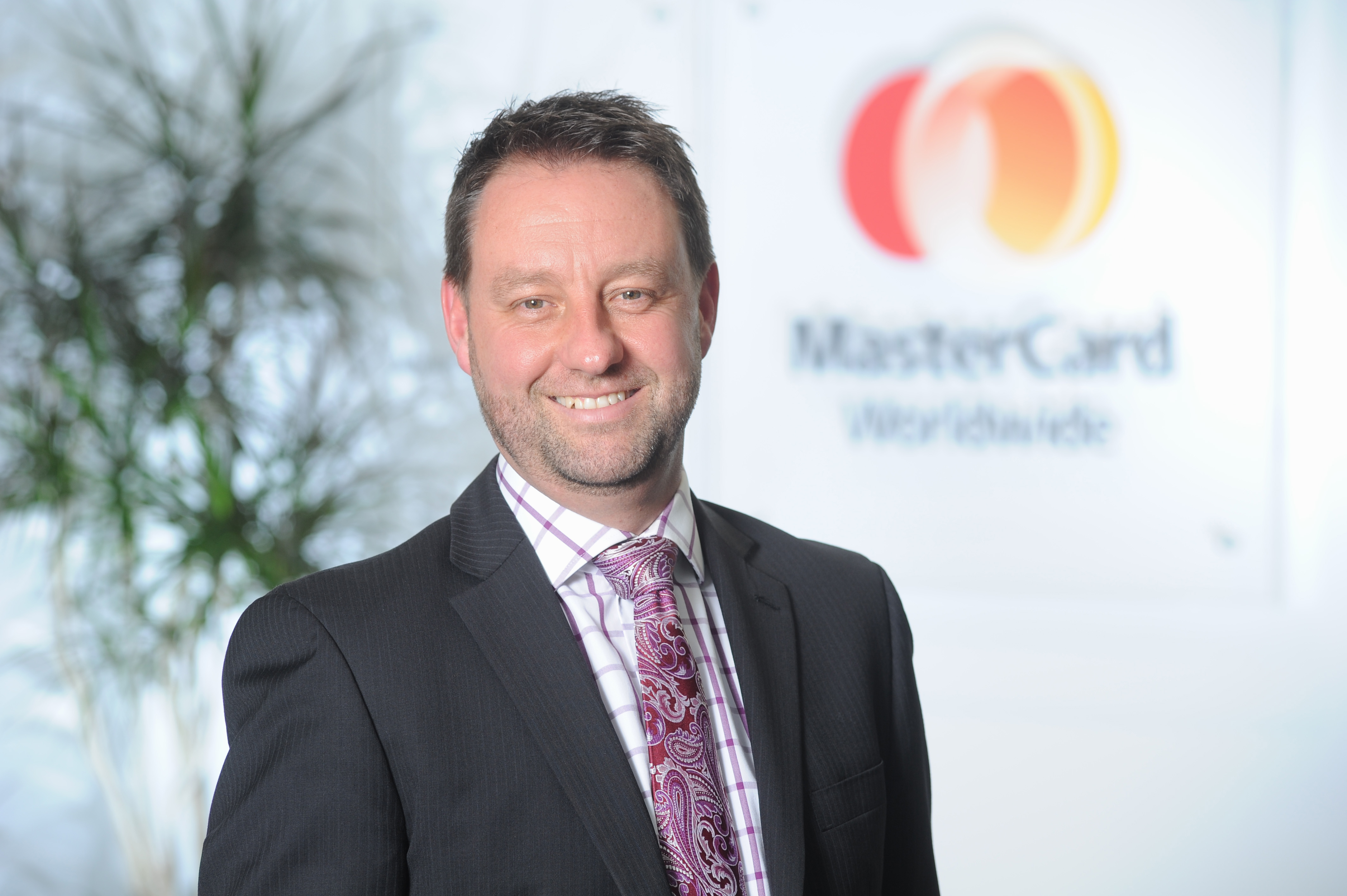Peter Chisnall, MasterCard NZ Country Manager