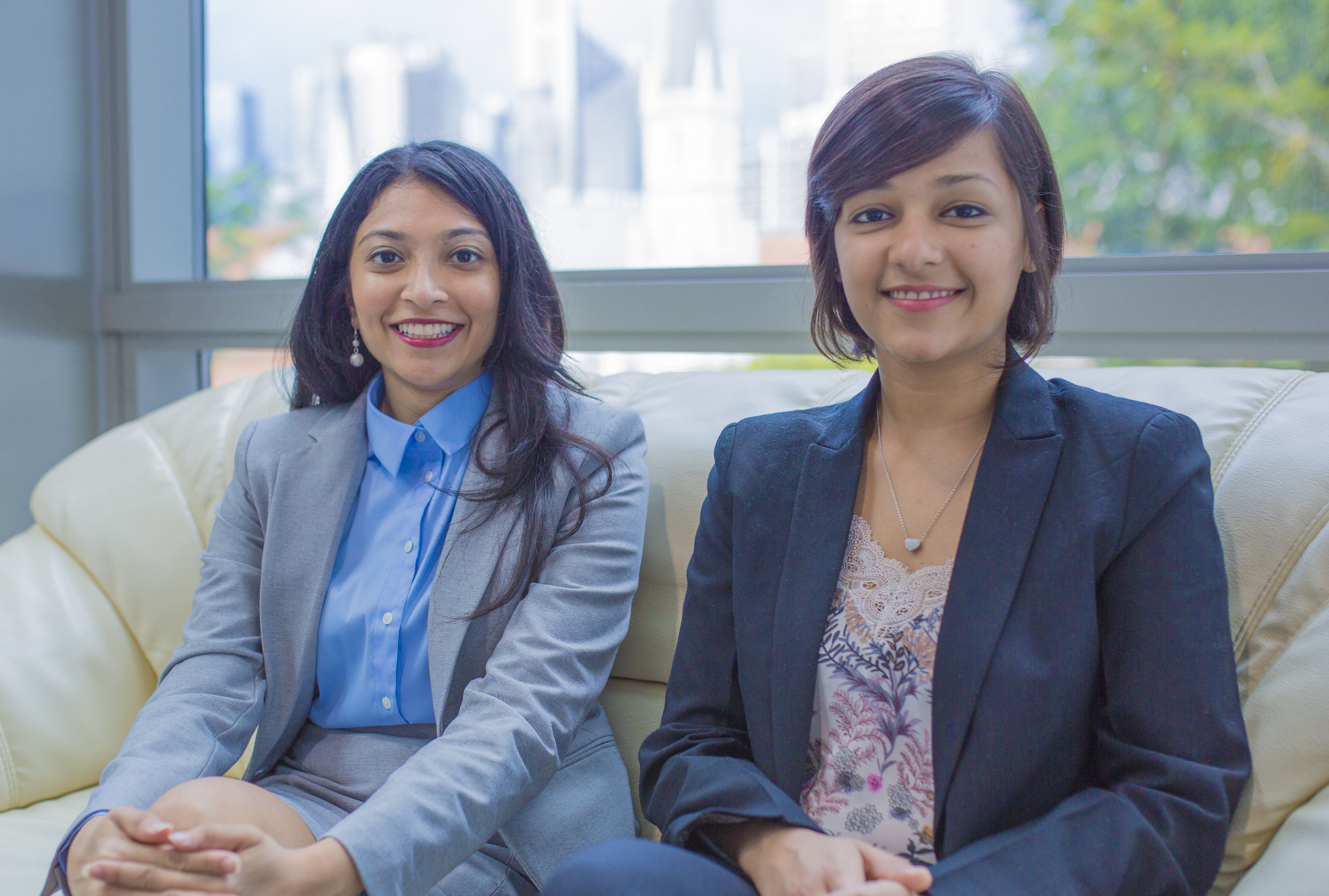 SMU Recipients of the MasterCard MBA Scholarship for Women 2016