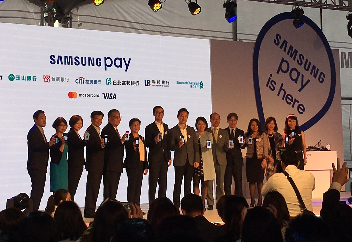 Samsung Pay launch event_photo call_0523