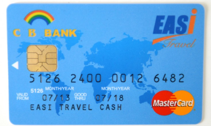 Flickr Photo: MasterCard and CB Bank Announce First Prepaid Travel Card in Myanmar: CB Bank EASI Travel Prepaid MasterCard