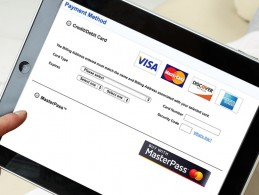 Flickr Photo: Checking Out with MasterPass on Tablet