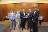 Flickr Photo: MasterCard and Tabung Haji Launch World's First Non-Banking Islamic Debit Card