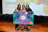 Flickr Photo: Grand Prize winner with Project Inspire co-founders Trina & Georgette