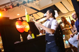 Flickr Photo: MasterCard Thailand Shopping Celebration: A flair bar performer at the dining booth 687