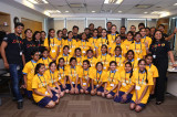 Flickr Photo: MasterCard's STEM program, Girls4Tech, debuts in India with girls from The Air Force School, Gurgaon