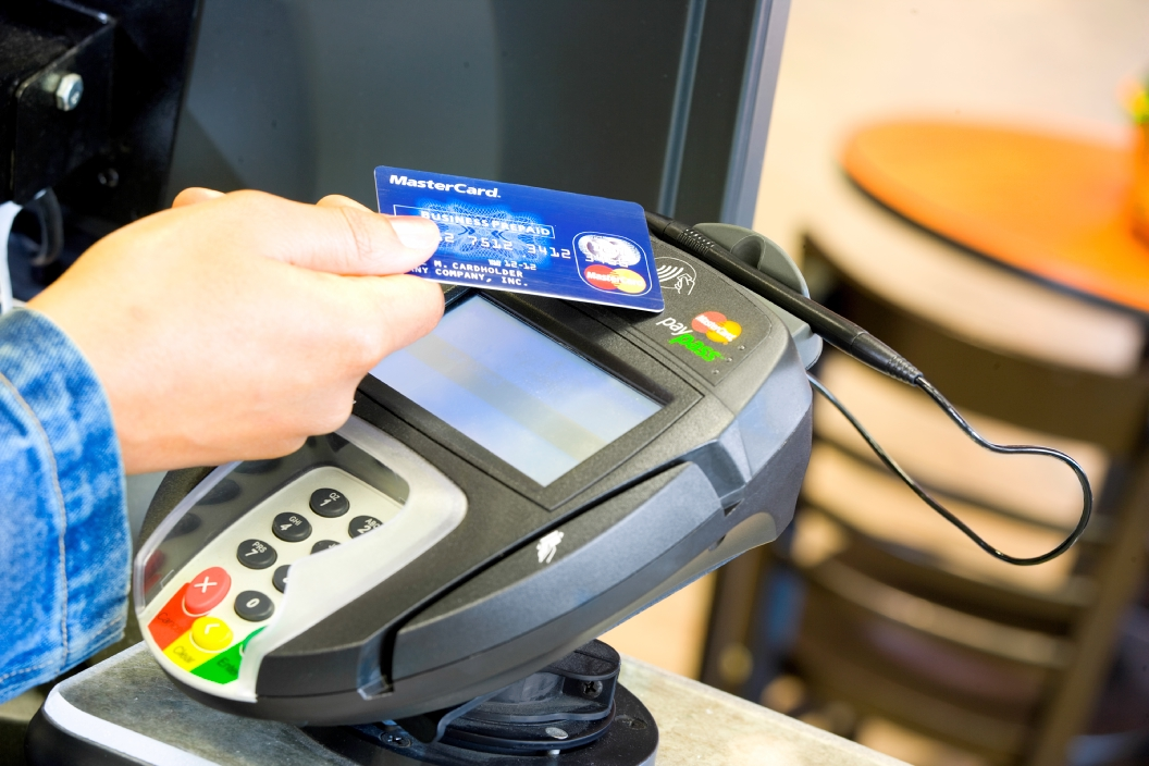 paypass, card tap