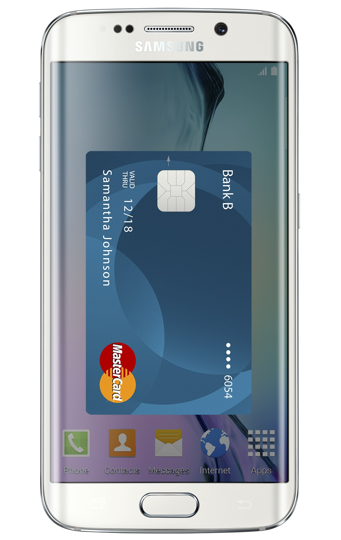 Samsung Pay PhoneImage