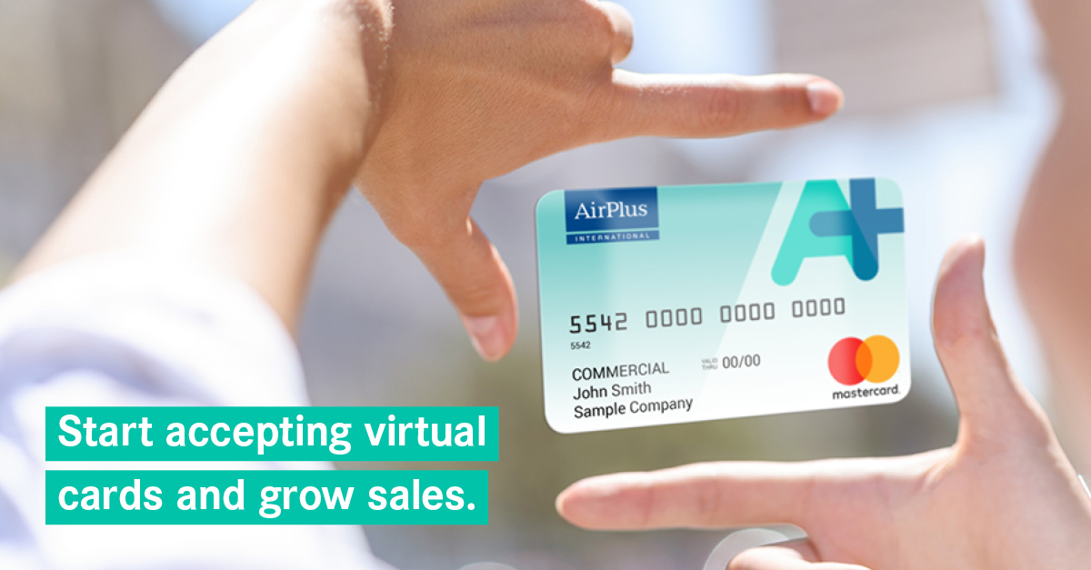 Virtual cards: Accepted! AirPlus and Mastercard launch joint