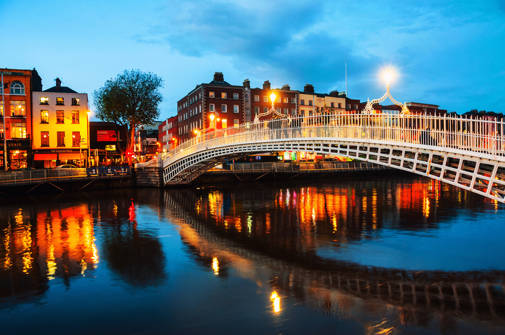 DUBLIN: TOP GLOBAL CITY FOR VISITORS SPENDING ON DINING OUT