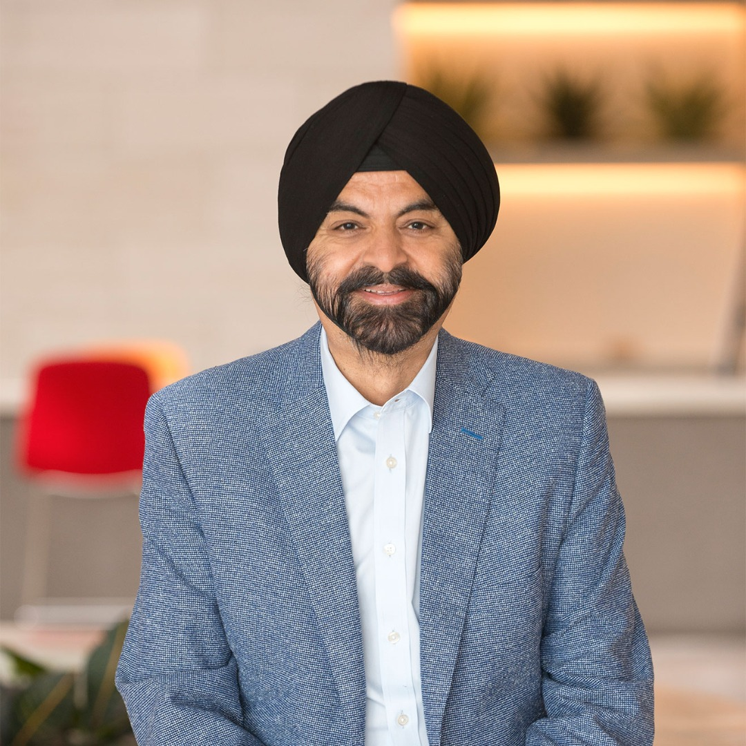 Ajay Banga, President and Chief Executive Officer, Mastercard
