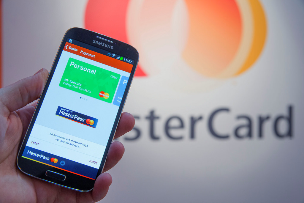 Flickr Photo: Mobile World Congress 2014: MasterCard launches MasterPass mobile app payments