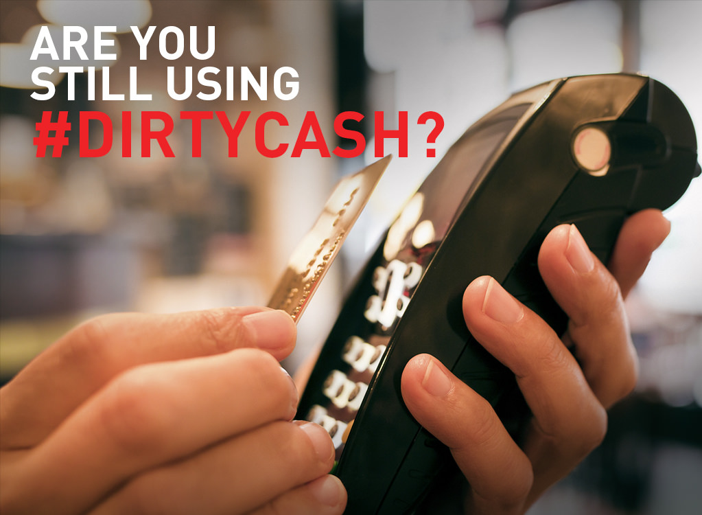 Flickr Photo: Are you Still Using Dirty Cash?