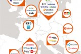 Flickr Photo: Mastercard Banking Europe Map