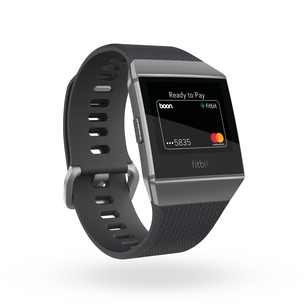 Flickr Photo: Mastercard Makes Post-Workout Shopping A Breeze For Fitbit Ionic Users
