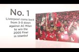 YouTube Video: 20 Priceless Moments - UEFA Champions League