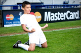 Flickr Photo: Mini-lookalike Cristiano Ronaldo
