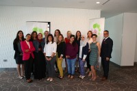 Judges shortlist 10 female entrepreneurs to the final stages of Ro'Ya 2015