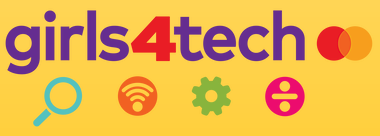 Girls4Tech logo