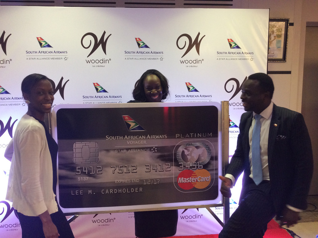 Flickr Photo: SAA Voyager and Ecobank join forces to launch the first co-branded credit card in Ghana