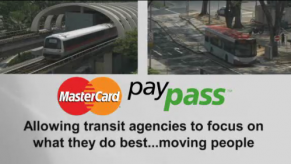 MasterCard Revolutionizing Transit with PayPass