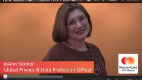 JoAnn Stonier, MasterCard Worldwide on Big Data