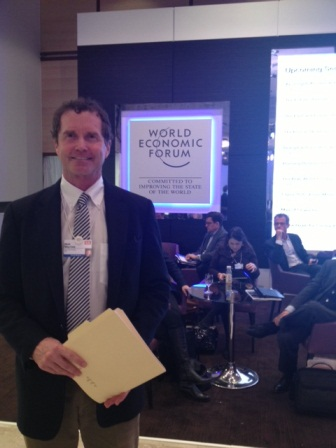 MasterCard at World Economic Forum