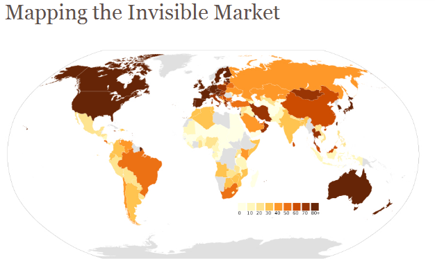 Accion and MasterCard Mapping the Invisible Market - Financial Inclusion
