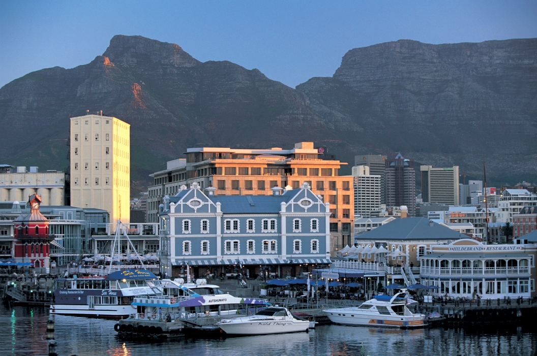 Victoria and Alfred Waterfront, Cape Town, South Africa