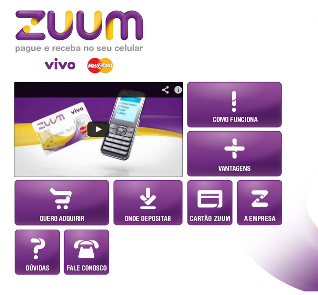 Zuum Mobile Payments in Brazil
