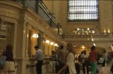 people at Grand Central Terminal in NYC