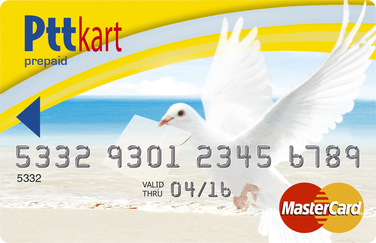 Prepaid MasterCard in Turkey