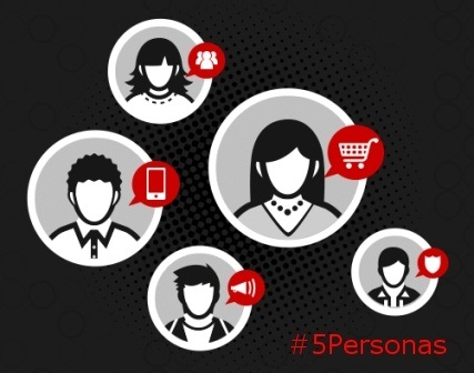 5 Personas: Consumer Research Points to Why Some Share More than Others Online