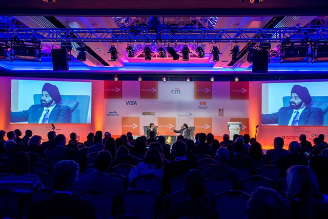 Leaders convene at FI 2020 Global Forum in effort to achieve quality financial inclusion, using the year 2020 as a focal point to galvanize action.