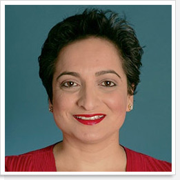 Shamina Singh Nominated To Board Of Directors Of The Corporation For National