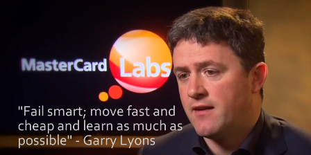 Garry Lyons on Innovation