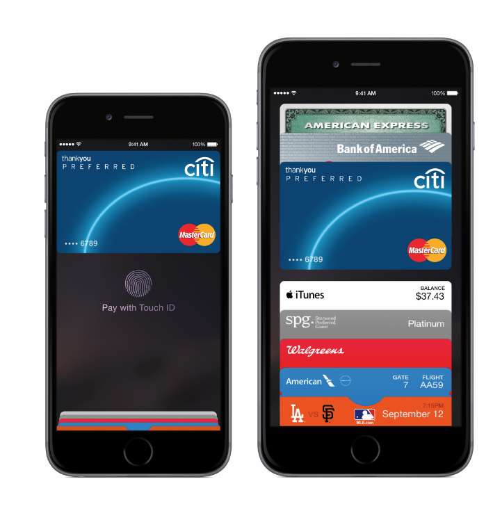 Apple Pay in the works
