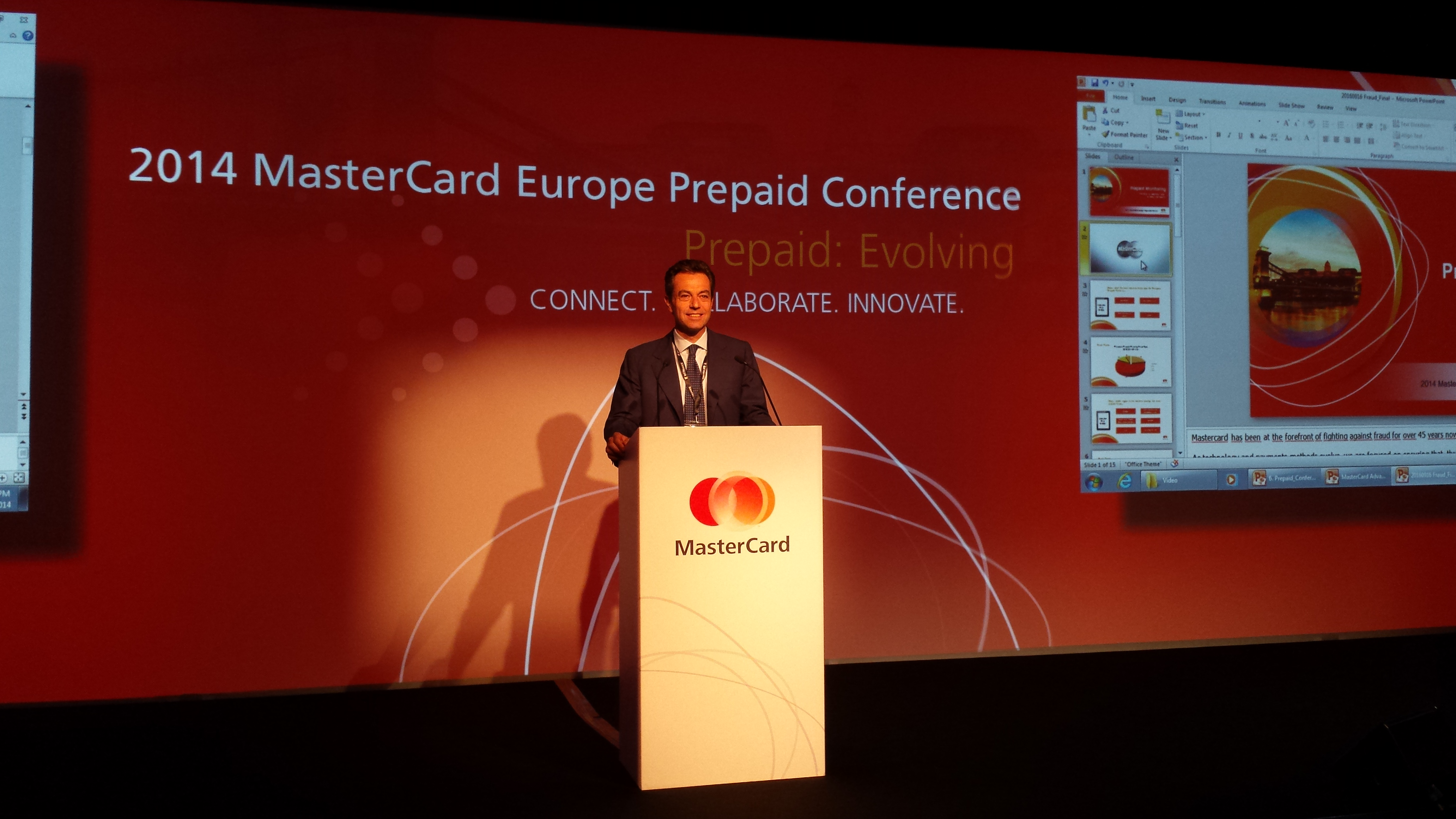 MasterCard Prepaid Conference: How One Card Can Affect A