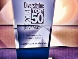 Diversity Inc Inclusive Culture award (2)