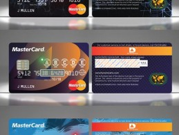 Dynamics and MasterCard Cards