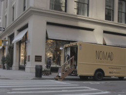 Nomad Fashion Truck