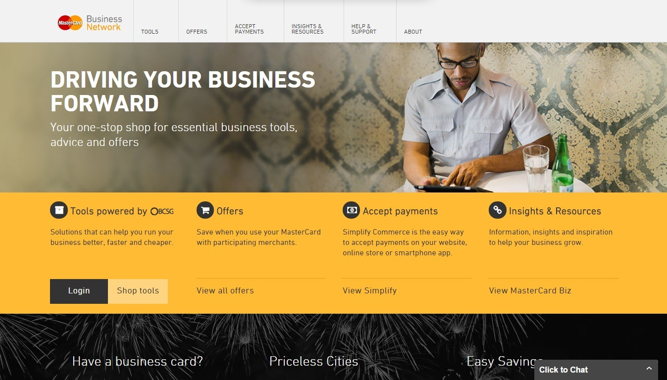 MasterCard Business Network 2 0: For U S  Business Owners