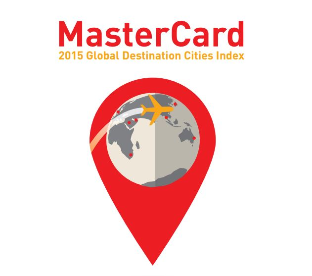 London Retains Crown In MasterCard Global Destinations Cities - The 10 fastest growing destination cities of 2015
