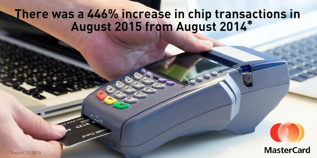 chip by numbers - chip transactions terminal