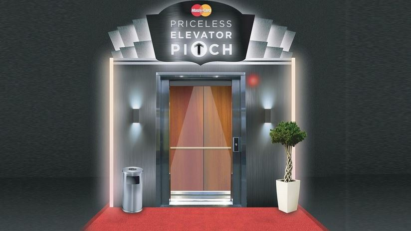 priceless elevator pitch