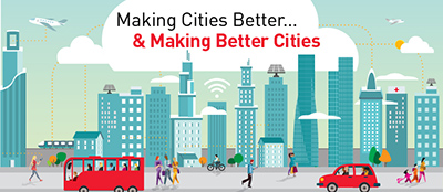 Making Cities Better and Making Better Cities